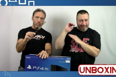Unboxing – PlayStation 4 Pro