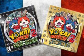 Yo-Kai Watch 2 maintenant disponible en Français