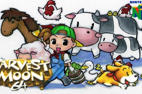 Harvest Moon 64 cultivera vos cœurs ce jeudi sur Virtual Console