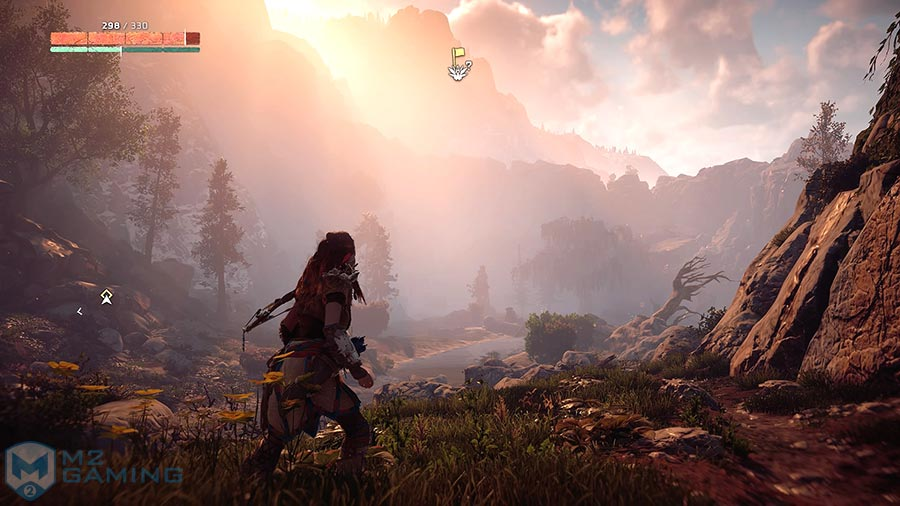 ps4 test horizon zero dawn