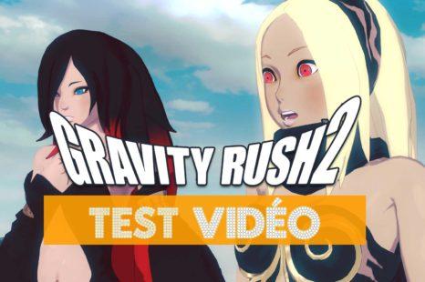 Gravity Rush 2 | Test vidéo PS4