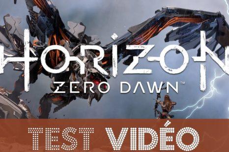 Horizon Zero Dawn | Test vidéo PS4
