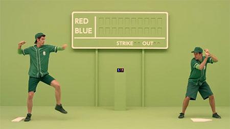 1-2-Switch test Nintendo Switch - Baseball