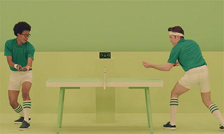 1-2-Switch test Nintendo Switch - Tennis de table