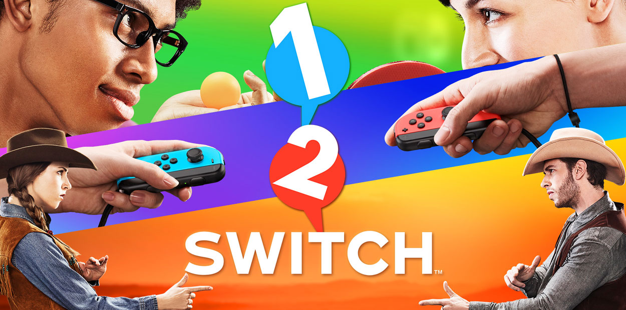 1-2-Switch test Nintendo Switch