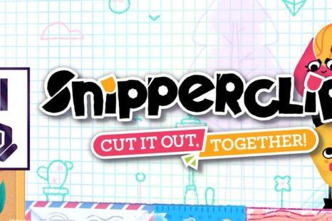 Essai et impression de Snipperclips sur la Switch