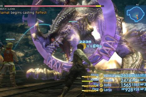 Final Fantasy XII: The Zodiac Age présente ses éditions spéciales