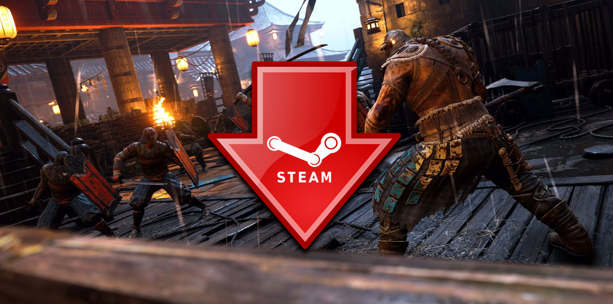 For Honor - Steam perds ses joueurs