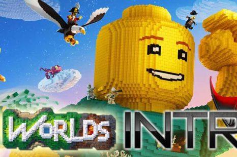 Lego Worlds | Intro – 45 premières minutes