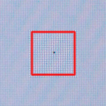 Problèmes de la Nintendo Switch - Pixels brulés