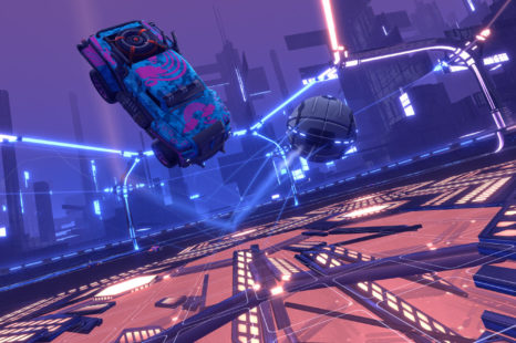 Rocket League : le mode Dropshot arrive le 22 mars
