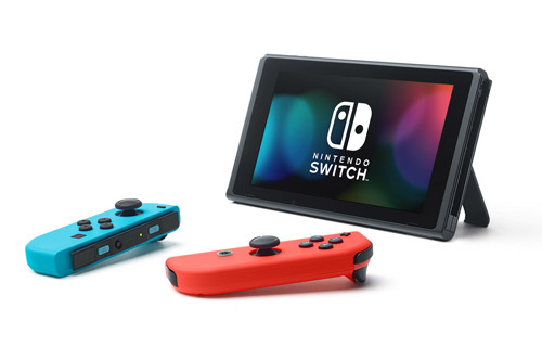 Test Nintendo Switch - Joy-Con