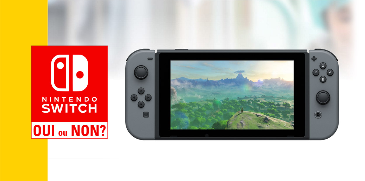 Test Nintendo Switch