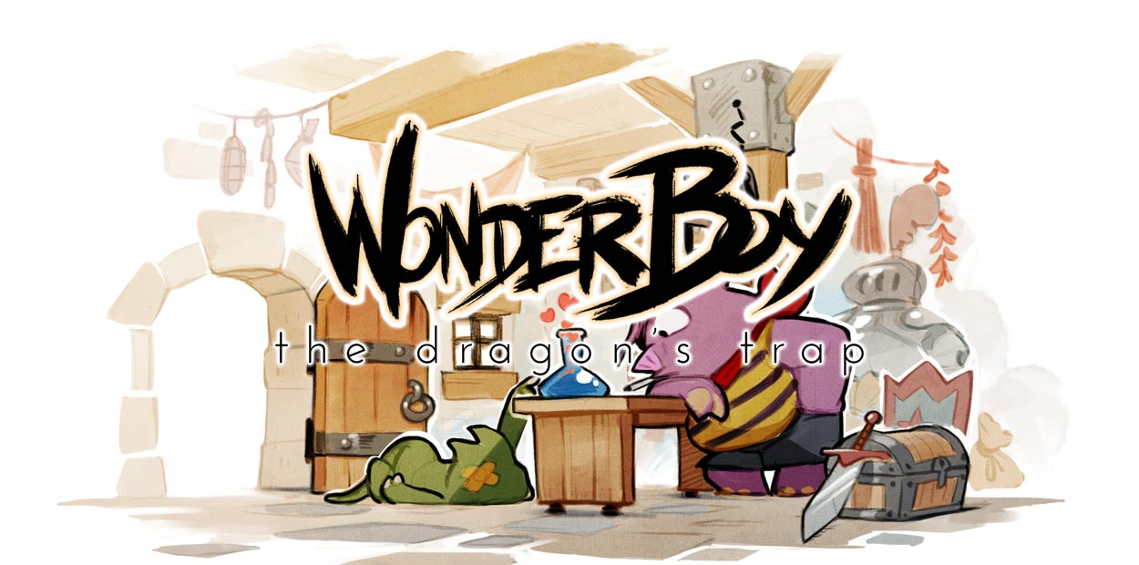 Wunderboy The Dragons Trap - Date de sortie