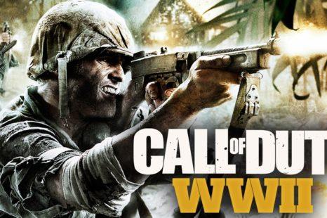 Call of Duty: WW2 nous présente sa première bande-annonce