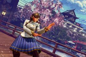 Street Fighter V : place à la Thaïlande et aux costumes d'école