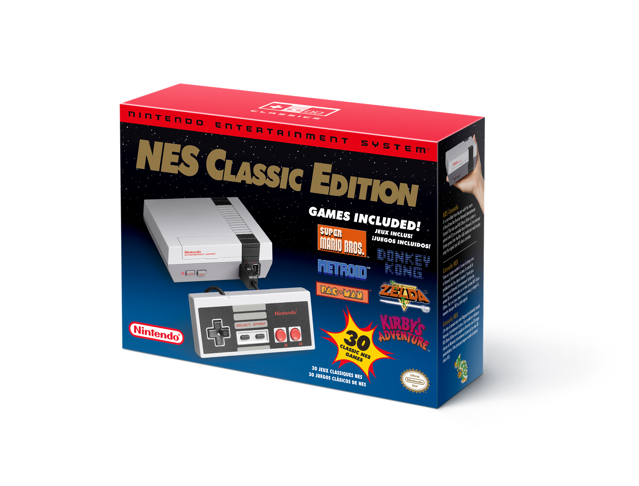 nes classic edition fin production