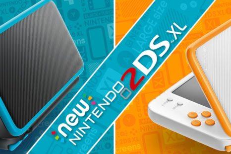 La New Nintendo 2DS XL lancée en juillet prochain