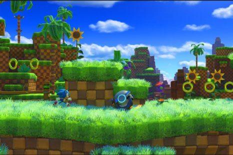 Sonic Forces : retour à Green Hill Zone !