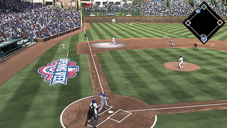 Test MLB The Show 17 - PS4 - Terrain