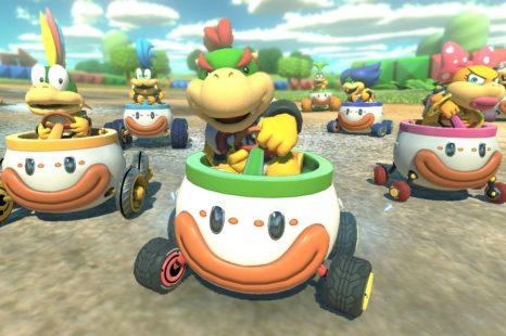 Mario Kart 8 Deluxe établit un nouveau record pour la série