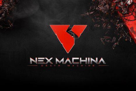 Nex Machina | Intro – 28 premières minutes de jeu