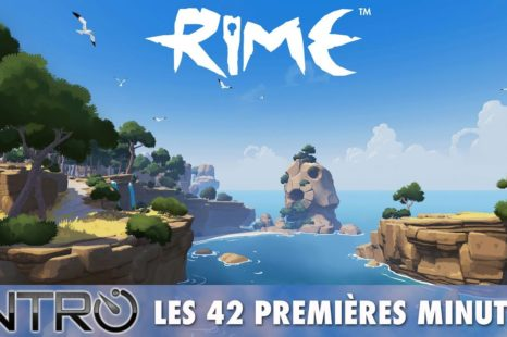 RIME | Intro – 42 premières minutes de jeu
