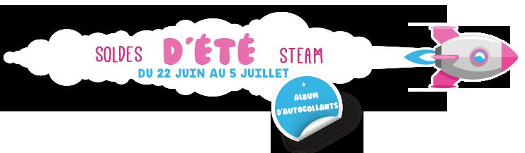 Steam les soldes d 39 t sont arriv s m2 gaming - Quand sont les soldes ...