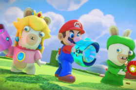 Mario + Rabbids Kingdom Battle : voici Rabbid Luigi