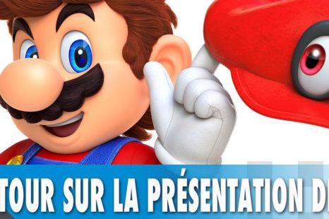 E3 2017 | Retour sur la présentation de Nintendo