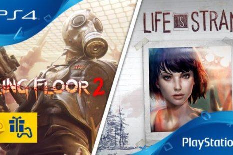 PlayStation Plus : les gratuités du mois de juin 2017