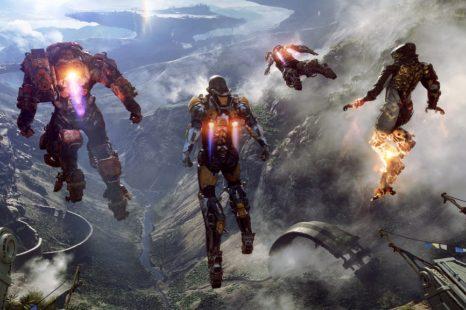 Anthem : Electronic Arts prévoit 10 ans de succès