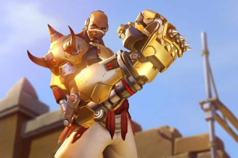 Overwatch introduit son nouveau héros, Doomfist!