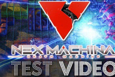 Nex Machina | Test Vidéo