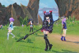 Cyberdimension Neptunia : 4 Goddesses Online en octobre sur PlayStation 4