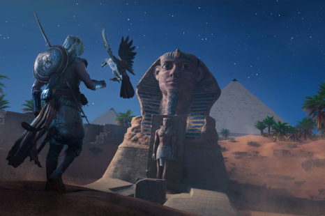 Assassin's Creed Origins : 19 minutes dans l'Égypte antique