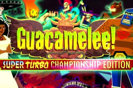 Guacamelee! Super Turbo Championship : une version disque à tirage limité sur PlayStation 4