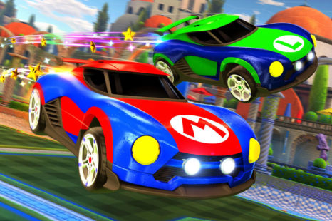Rocket League : du contenu exclusif sur Switch