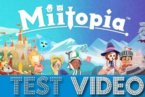 Miitopia | Test Vidéo (3DS)