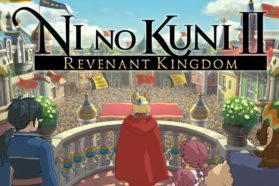 Ni no Kuni II: Revenant Kingdom fait son show à la Gamescom