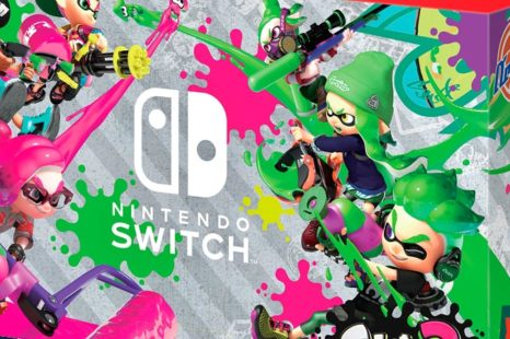 Nouvel ensemble Nintendo Switch Splatoon 2 exclusif aux magasins Walmart