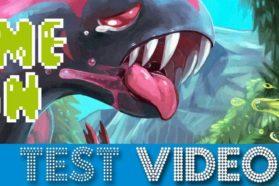 Slime-san | Test Vidéo