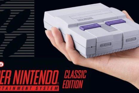 Pas de SNES Classic Edition au Québec