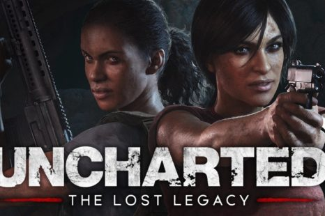 Uncharted: The Lost Legacy, la bande-annonce du lancement
