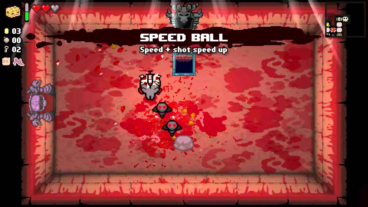 afterbirth plus gameplay