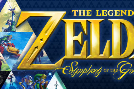 The Legend of Zelda: Symphony of the Goddesses 2017 – Un fantastique voyage en sons et images