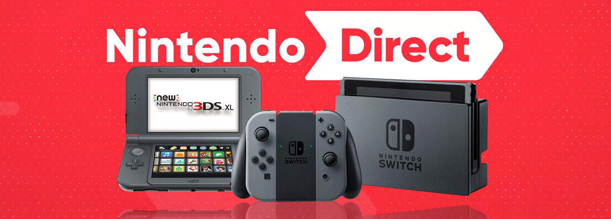 nintendo direct septembre 2017