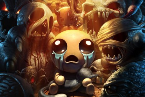 The Binding of Isaac: Afterbirth+ daté sur PlayStation 4