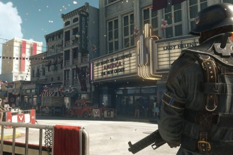 Wolfenstein II: The New Colossus dit non aux nazis