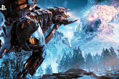 Horizon: Zero Dawn Complete Edition annoncé